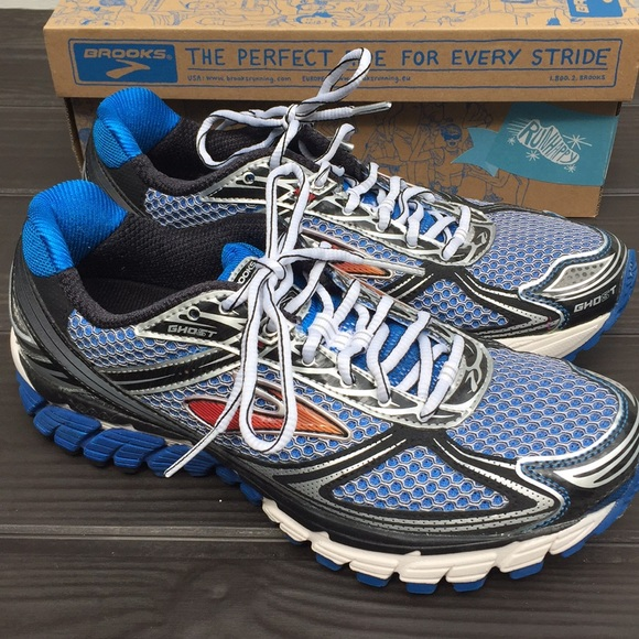Like New Brooks Ghost 5 Shoes Mens 8